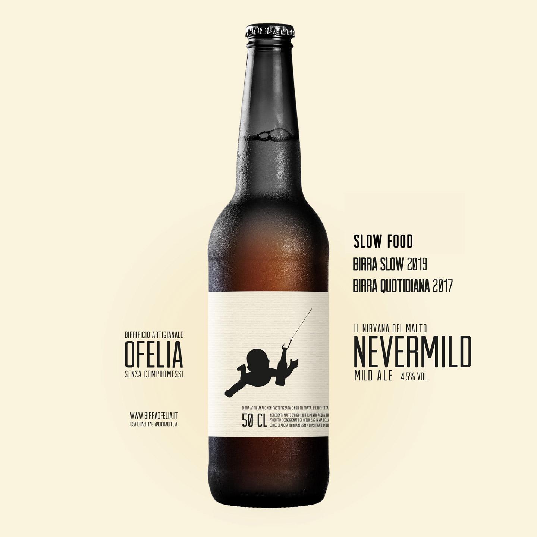 birra ofelia mild ale nevermild