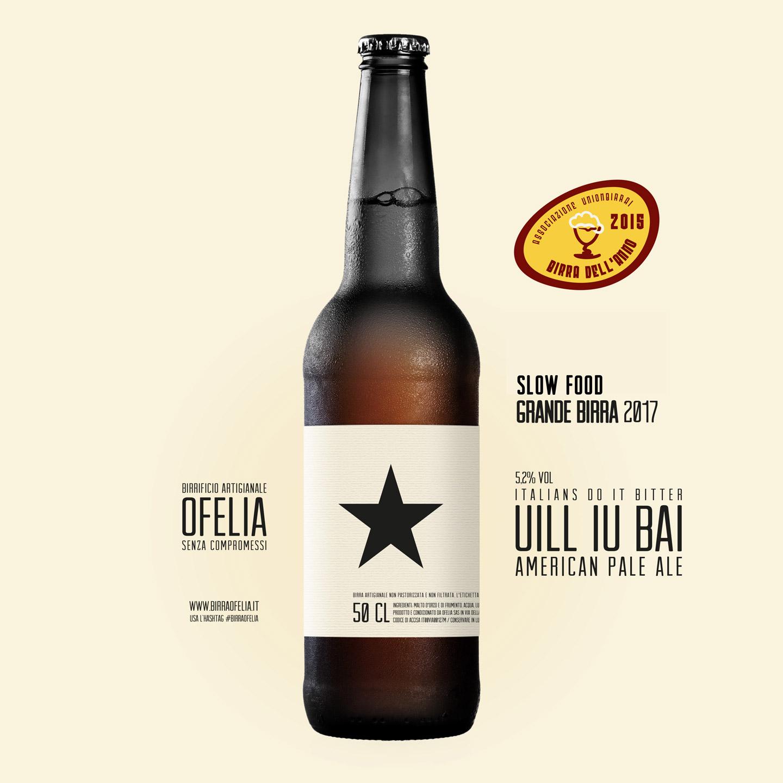 american pale ale birra ofelia
