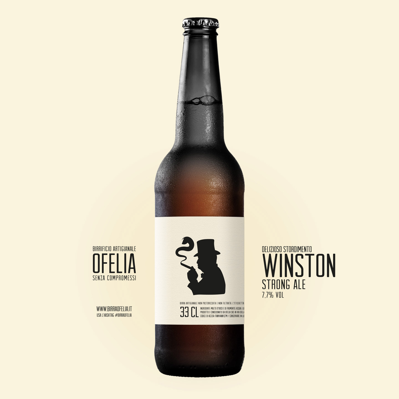 winston strong ale birra ofelia